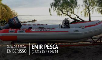 Emir Guía de Pesca