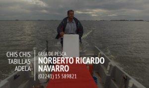 Hugo Guía de Pesca