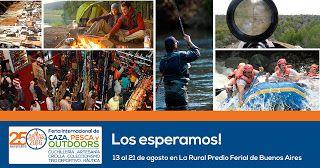 Feria de caza pesca y outdoors