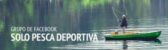 Grupo Facebook Solo Pesca Deportiva