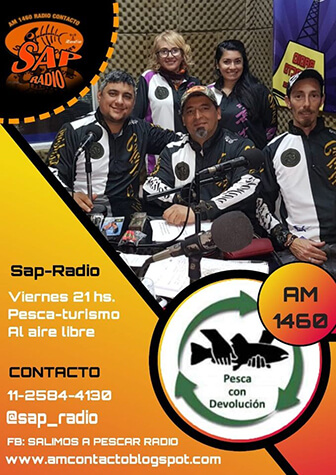 SAP RADIO AM 1460