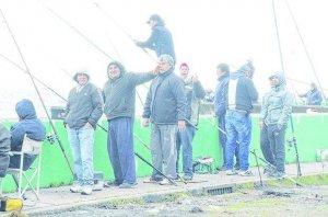 Una gran concurrencia en el torneo de pesca 2