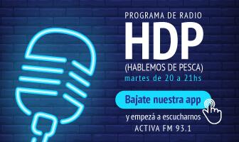 Programa de radio HDP - Hablemos de pesca